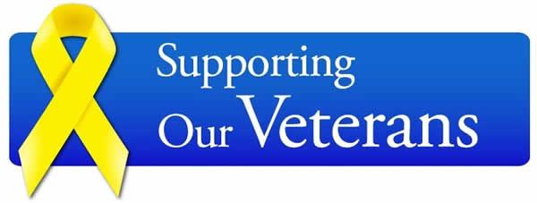 Veterans ribbon